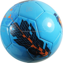 deflated PVC soccer ball football distributor,standard soccer ball for training