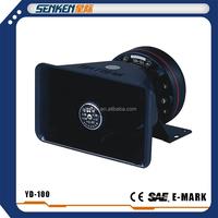 100W electronic horn speaker for police car
