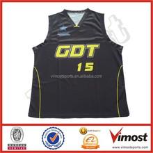 custom sublimation basketball top jerseys 15-4-21-1