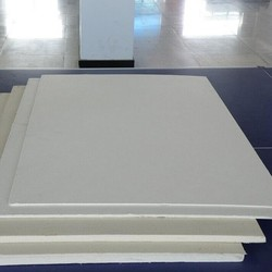 Refractory material of ceramic insulation boards