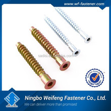 Bulk buy from wholesalers china steel best quality furniture screw , confirmat screw , wood screw