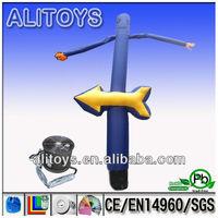 2013 pvc inflatable animal toys/air dancer