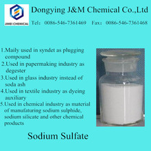 Factory direct price of sodium sulphate anhydrous 99%