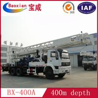 China 400M used water drilling machine