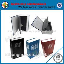 seguro de desviación puede secreto caja en forma de libro