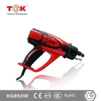 Hot Air Gun Desoldering Tool for Removing Paint Varnish off Tiles and Wood
