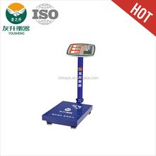 YS-004 electronic platform balance LED / LCD Display Larger Screen,Super long standby