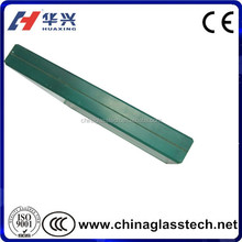 CE/ISO9001/BV factory supply clear/colored laminated glass fence