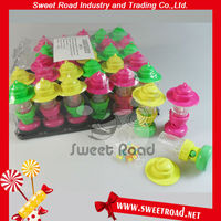 Funny Light Up Lip Candy Toy