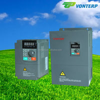China famous AC motor drive/VONTERP variable speed drive/vector frequency inverter 380v 5.5kw 7.5kw 11kw 15kw 50HZ 3 phase