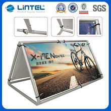 triangle football events outdoor advertising screen