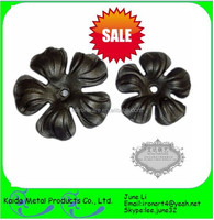 wrought iron new grape leaves new design for home