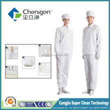Anti-static Cleanroom Clothes, workwear applicated for LED, Electromic workplace