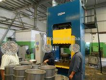 Ddp850 hidráulico profundo dibujo de prensa con doble efecto para fines específicos 1000-15000 kn