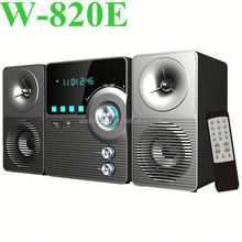 4 subwoofers with USB/SD/FM Function