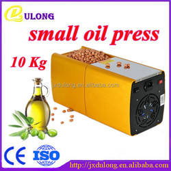 CE approved simple to operate cold press oil extraction machine