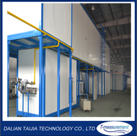 powder coated equipment,CED Line