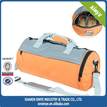 2015 fashion custom foldable sport duffle bag gym bag