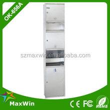christmas tissue holder,Hand Dryer,Waste Bin Combination