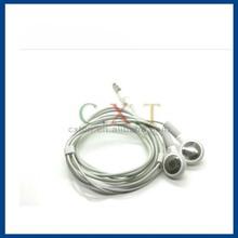 Stereo Ear-bud Earphones for Apple iPod 2nd Generation/CD/MP3/MP4