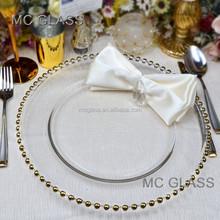 Manufacturer Cheap Wedding Decoration Wholesale Dinner Plates