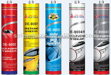 PU/POLYURETHANE SILICONE SEALANT/ pu sealant for windshield/ splendor pu sealant for car