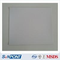 SANPONT White Silica Gel Plant Aluminum TLC Plate Export Singapore