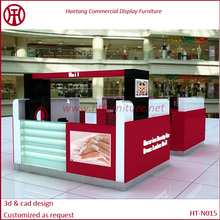 Customized polished nail bar interior decoration Sylvania for sale with competitive price