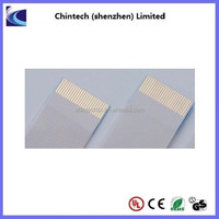 Golden Plated Flexible FFC Cable for CD-ROM Driver with 0.5mm,0.8mm,1.0mm,1.25mm etc pitch