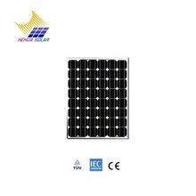 Mono Solar panel 130W solar module CE TUV