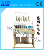 Japan HATACHI COMPANY cooperated high quality coil winding machine manufacturer CHINA WD COIL WINDING MACHINE FACTORY