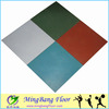 Fitness equipment Crossfit Gym rubber flooring tile