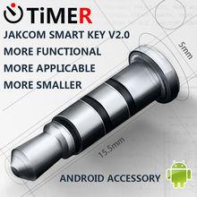 New product mobile phone Shortcut button Klick quick start key 360 xiaomi Smart button Mobile accessory dustproof plug