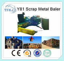 Y81T-2000 hydraulic metal shear baler horizontal baler (factory and supplier)