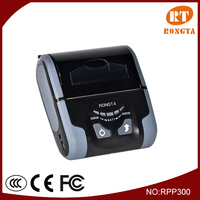 3 inch restaurant pos system, wifi bluetooth order bill printer for IOS and Android RPP300