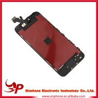 Original Complete lcd Replacement display digitizer for iphone 5 5g mobile phone lcd Assembly