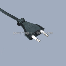 2.5A 250V European Power Cord
