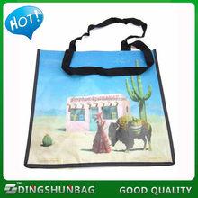 Best quality cheapest shopping non woven carpet bag