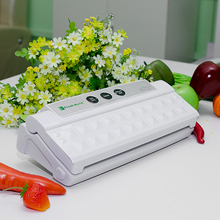 TVS2013 Deluxe and high-end vacuum machine for food,food selection and vacuum speed control