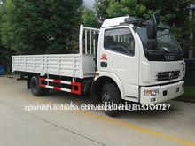 fuente de la fábrica dongfeng 6 toneladas camión de carga las dimensiones