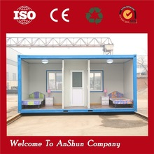 New Design Movable prefabricated luxury container housecontainer house