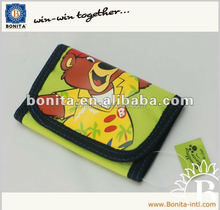 Cute wallet with print for children Newest cheap wallet