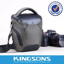 Soft Nylon Digital Camera Case Bag Cover Pouch for Canon and Nikon