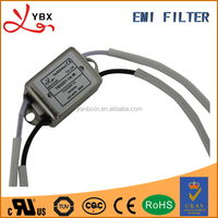 General purpose EMI EMC filter for power suply 220V 3A