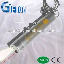 2015hot sale professional laser /mini led flashing torch