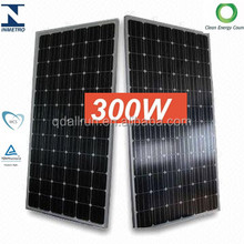 SYSTEM USING Home using 300 watt monocrystalline solar panels