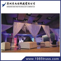Portable pipe and drape,pipe drape wedding,event pipe and drape backdrop
