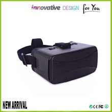 Manufacture Best Quality Plastic Google cardboard VR 3D glasses for max. 4-57 inch phones for Samsung Note3