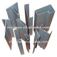 mill finished/anodized aluminium alloy frame 6063 for sunroom
