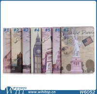 Retro Style Wallet Leather Flip Smart Case for iPad Air 2